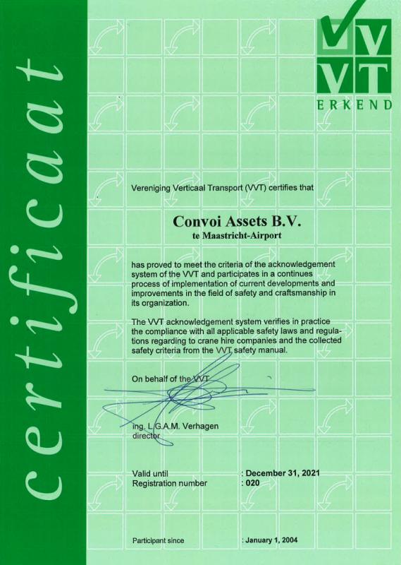 Convoi Assets VVT EN valid until 31-12-2021